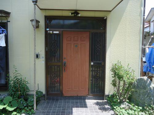 横浜市A様邸 玄関ドアリフォーム