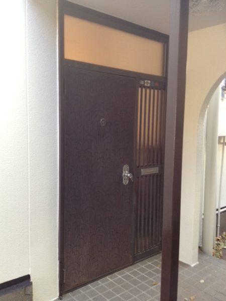横浜市M様邸  玄関ドアリフォーム