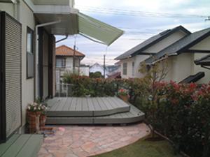 横浜市 K様邸   お庭のデザインリフォーム
