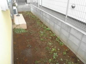 横浜市 U様邸 人工木デッキとテラス