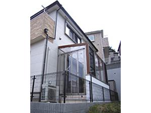 横浜市N様邸 ガーデンラウンジ