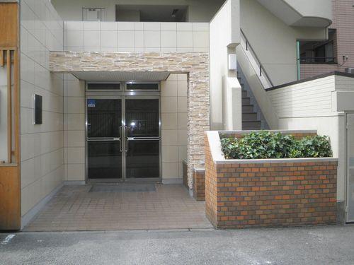 川崎市マンション エントランス改修