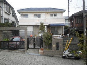 横浜市 Y様邸 塗装工事