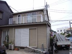 川崎市S様邸 塗装