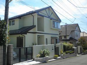 横浜市 K様邸 屋根・外壁塗装