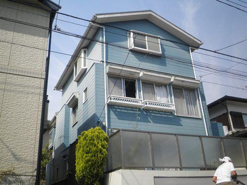 青葉区O様邸  屋根・外壁塗装