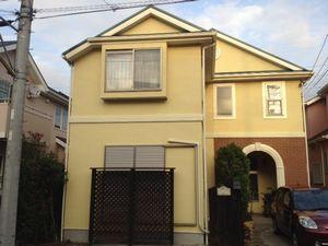 青葉区 A様邸 屋根・外壁塗装