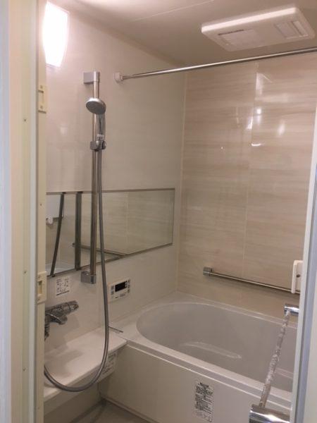 横浜市戸塚区T様邸  浴室
