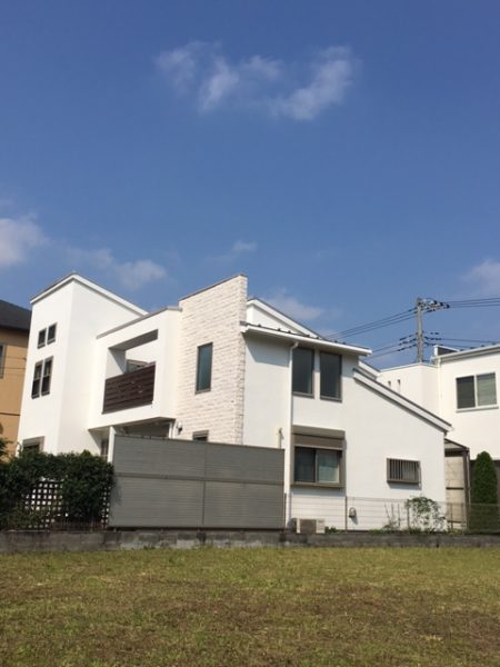 横浜市緑区O様邸 屋根と外壁塗装