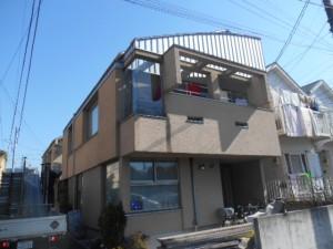 川崎市中原区 O様邸 バルコニー工事