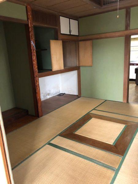横浜市南区 H様邸 リフォーム工事 和室から洋室へ