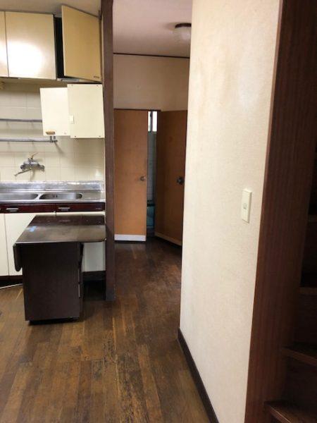 横浜市南区 H様邸  リフォーム工事(キッチン)