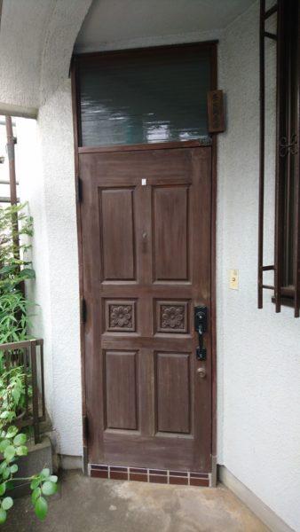 N様邸 玄関ドア リフォーム