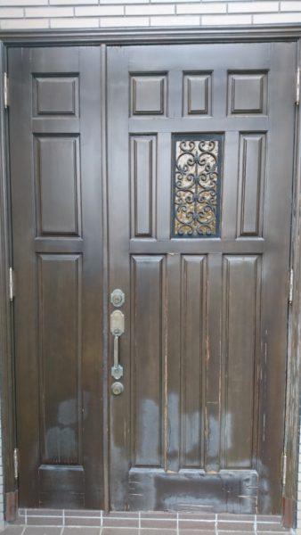 N様邸 玄関ドアリフォーム