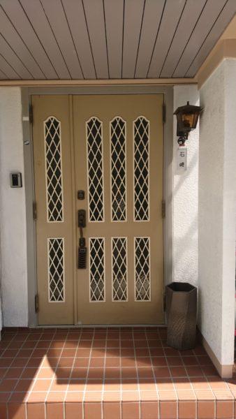 I様邸 玄関ドアリフォーム
