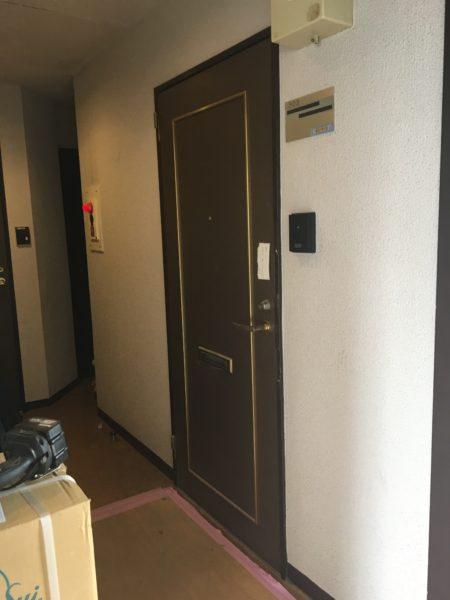 東京都目黒区 K様邸  玄関ドア取替工事