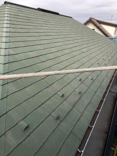 神奈川県横浜市青葉区 H様邸 屋根塗装工事