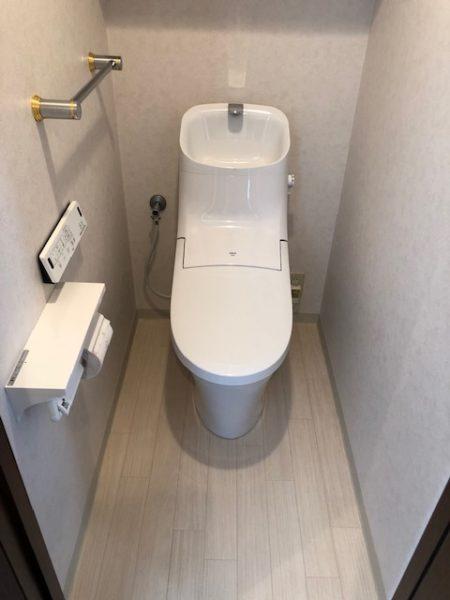 神奈川県横浜市青葉区M様邸 トイレリフォーム