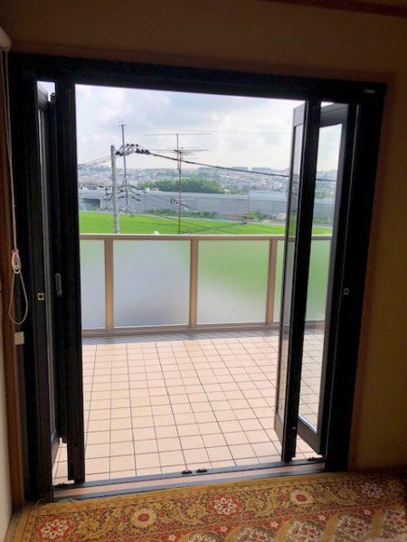 神奈川県横浜市青葉区M様邸 ルーフバルコニー新設工事