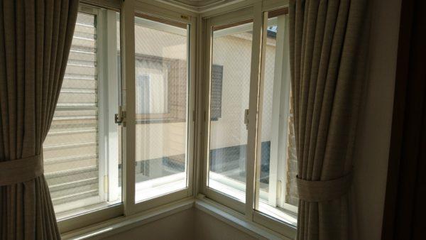 神奈川県横浜市港北区Y様邸 内窓工事 出窓と浴室窓