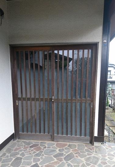 神奈川県横浜市 M様邸 玄関ドアリフォーム