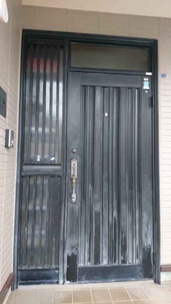 神奈川県横浜市 E様邸 玄関ドアリフォーム