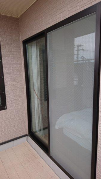 神奈川県横浜市青葉区 Y様邸 シャッター取付