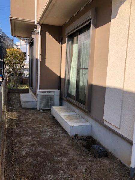 神奈川県川崎市宮前区 I様邸  ガーデンバルコニー設置工事
