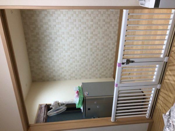 神奈川県横浜市港北区 N様邸 エコカラットと、ワンちゃんのゲート