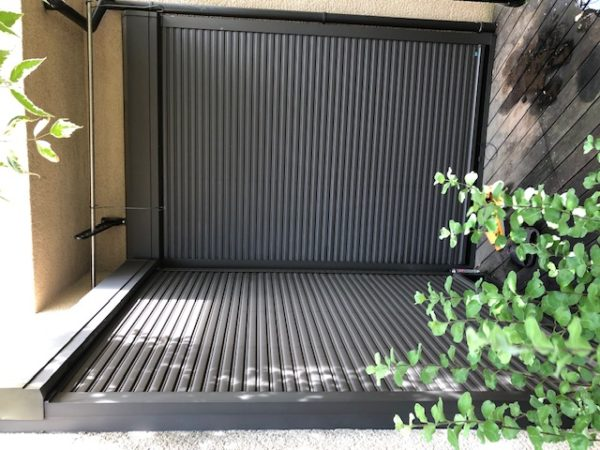 神奈川県横浜市都筑区 K様邸 窓シャッター工事