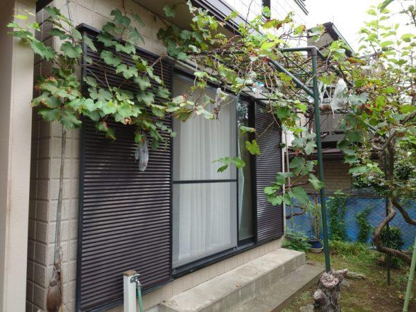 横浜市港北区 k様邸     リフォームシャッター取付