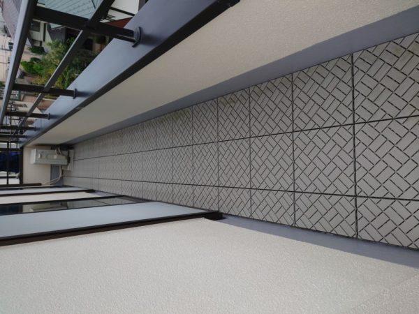 横浜市青葉区 S様邸     バルコニー床材貼替