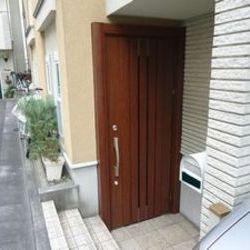 横浜市K様邸 玄関ドアリフォーム