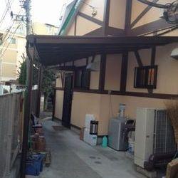 某コーヒーショップチェーン屋根工事