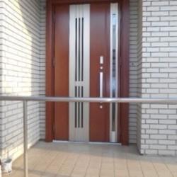 横浜市青葉区 k様邸 玄関ドアリフォーム