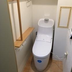 横浜市戸塚区T様邸  トイレ