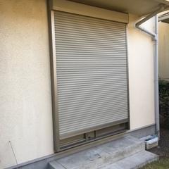 横浜市都筑区 S様邸  シャッター工事