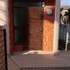 S様邸 玄関ドアリフォーム