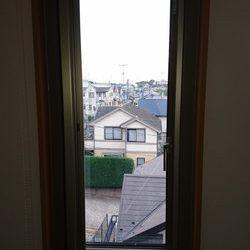 川崎市多摩区 H様邸 FIX窓をたてすべり開閉窓へ