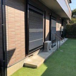 神奈川県川崎市麻生区 F様邸 電動シャッター