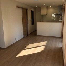 神奈川県川崎市麻生区 F様邸 和室とリビングを繋げて一室に