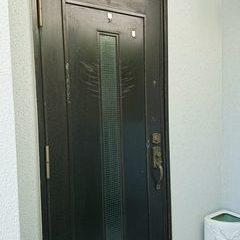 神奈川県横浜市青葉区M様邸 防火戸玄関ドアリフォーム