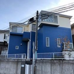 神奈川県川崎市宮前区 S様邸 外壁塗装改修工事