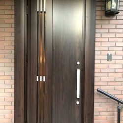 横浜市緑区W様邸 玄関ドアリフォーム