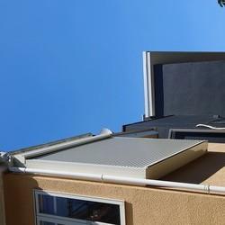 神奈川県横浜市港北区 M様邸 窓シャッター取付工事