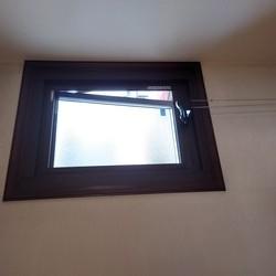 横浜市緑区O様邸       FIX窓を開閉窓へ